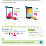 Business Mobile LG G3 Beat, F60, MaxMobile Mobile Broadband