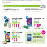 Business Mobile Samsung Galaxy Note Edge, Note 4, S5