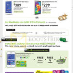 Mobile Broadband, Prepaid, Sony Xperia Z3, Galaxy Tab S 8.4, Lite, Galaxy Young 2