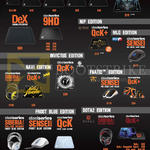 Surfaces, Diablo 3, NiP, Invictus, Fnatic, Navi, Frost Blue, Dota2 Edition, Controllers