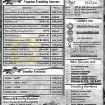 Group IT Trainings, Certifications