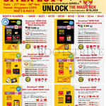 Nitro Plus UHS 1, U1, U3, MicroSDHD SDXC Mobility Kit, OTG Card Reader Class 6, 10