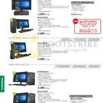Desktop PCs, BP1AD-134150416F, BP1AE-I54590105F, BP1AD-154590417F, BT1AE-I5459S037F, D810MT-I54570019F, BM1AE-I54590187F, BM1AE-174790188F