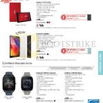 Tablet Zenpad Series ZenPad C 7.0 Z170CG, 8.0 Z380KL, ZenWatch 2 WI501Q, WI502Q