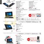 Tablets 2-ln-1 Transformer Book Series, T300CHI-FH014H, T300CHI-FL006H, T100CHI-FG007B, TP200SA-FV0111T, T100HA-FU006T