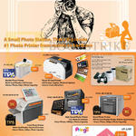 HiTi Pringo Pocket P110S S420i P720L P520L P510K CS 200e High Speed Photographer Photo Card Printer R1
