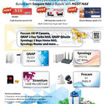 Lucky Draw Foscam QNAP Strontium Synology Promo
