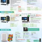Desktop PCs Aspire XC705, XC-710, TC-705, Predator G3-605, RL85