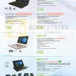 Notebooks V Nitro VN7-592G, VN7-792G, S7-393-75508G25ews, R7-372T