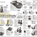 Motorola, Dect Phones, O201, AC1000, IT.6.1, CD301, T102, C4201, CT310, D1002, Headset, SF520, S505, HK250, H730, HX600, HZ850, MV520, Walkie Talkie, IPCam, Focus 66, 85