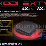 Kodi EXTV Android TV Box Apps N Add-Ons