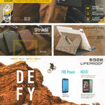 tterbox Defender, Strada Series Protection Cover, Symmetry Folio, Lifeproof Defy Rampage, FRE Power, Nuud
