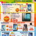 Amaway 7.0, Samsung Galaxy Tab S2 8.0, S2 9.7, Galaxy Tab A 8.0, 9.7, P3555, Tab E T560 Wifi, T561