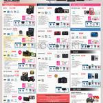 Digital Cameras, G3 X, G1X Mark II, G5 X, G7 X, G9 X, Long Zoom, SX60 HS, SX710 HS, SX610 HS, SX520 HS, N2, D30, IXUS 275 HS, 170, Selphy Bundle
