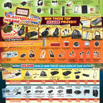 Lelong Corner, Earphones, Headphones, Speakers, Webcams, Voucher Deals