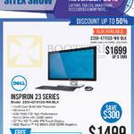 Newstead Desktop PC Inspiron 2350-421812G-W8-BLK, 2350-471112G-W8-BLK