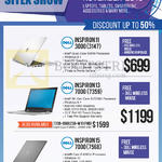 Newstead Notebooks Inspiron 11 3000 3147 N3540, 13 7000 7359 5200U, 7359-65082SG-W10, 7000 7568 6500U