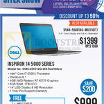 Newstead Notebooks Inspiron 14 5000 SERIES 5448-451812G-W8, 5548-550814G-W8