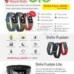 Striiv Fusion Bio Heart Rate, Striiv Fusion, Fusion Lite