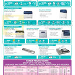 Printers, Scanners, DocuPrint M355df, CM305df, P355d, CP305d, 3105, C3055DX, C5005d, Travel Scanner 150, DocuMate 3220, Toner