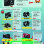 (No Prices) Digital Cameras X-S1, S9200, S8300, S8600, S1, F900, X-51, JZ700, F850, XP80