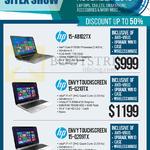 Newstead Notebooks 15-AB102TX, Envy Touchscreen 15-Q210TX, 15-Q209TX