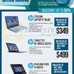 Newstead Notebooks Stream, Tablets, X2 10-J016TU, 10-J033TU, Pavilion X360 11-N112TU