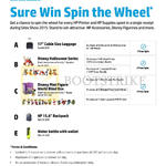 HP Printers Sure-Win Spin The Wheel
