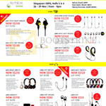 Bluetooth Earphones, Jabra Sport Pulse, Rox, Coach, Pace, Sport Wireless, Revo, Rox, Move, Solemate, Step, Play