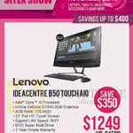 Newstead AIO Desktop PC Ideacentre B50 Touch