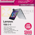 Newstead Notebook Yoga 3-11