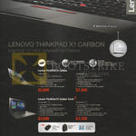 Lenovo Notebooks X1 Carbon, X1 Carbon Touch