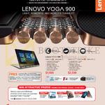 Notebooks Yoga 900 80MK001PSB, 80MK001NSB, 80MK007MSB, 80MK007NSB, 80MK007LSB