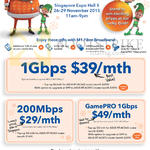 Broadband Fibre 1Gbps 39.00, 200Mbps 29.00, GamePro 1Gbps 49.00