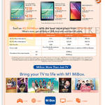 Mobile Samsung Galaxy Tab S2, ASUS ZenPad, MData Plans