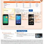 MySIM Plans, Alcatel Onetouch, Sony Xperia M4 Aqua, Huawei Mate 7, Christmas Lucky Grab, Citi Rebate