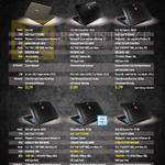 Notebooks CX6120F, GP62 2QE Leopard Pro 220SG, GE62 2QD Apache 009SG, GE62 2QE Apache 069SG, GE62 6QD Apache 024SG, GE622QF Apache Pro 231SG