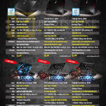 Notebooks GT72S 6QE Dominator Pro G 014SG, GT80 2QE Titan SLI 405SG, GT80S 6QE 055SG, GE62 6QD Apache Pro Heroes 298SG, GT72S Heroes 667SG, GT80S 6QE 087SG