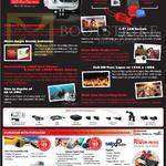 Maka GPS Marbella Curve Prestige 100 Action Cam Features
