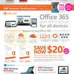 Office 365 Personal, Home, Windows 10