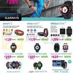 GPS Watches Vivoactive, Vivofit 2, Vivosmart, Forerunner 920Xt, 620, 220, 15, Golf Approach S6, Forerunner 920XT HRM