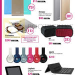 Powerbanks, Speaker, Headphones, Folio Keyboard, Wireless Phablet Keyboard Stand