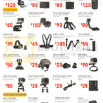 GoPro Accessories GoPro Mounts, Premium, Other Gopro Accessories, Bacpac, Remote, Buckle, Frame, Helmet Strap, Battery, Strap, Casey, Filter