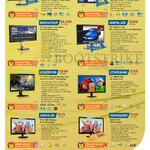 Monitors LED IPS 4K BDM3275UP, BDM4065UC, BDM3470UP, 288P6LJEB, 272G5DYEB, 273V5QHAB, 226V4LSB, 200V4QSBR