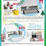Systech DIY Machines Silhouette Cameo, Curio