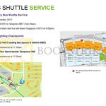 SITEX 2015 Free Bus Shuttle Service Pickup, Dropoff, Timings