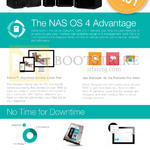 Seagate NAS OS4 Advantage Features