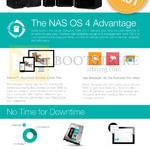 NAS OS4 Advantage Features
