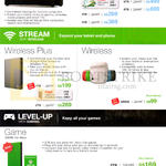 Personal Cloud, Wireless, Wireless Plus, Game Drive For Xbox, 1Bay, 2Bay, 500GB, 1TB, 2TB, 3TB, 4Tb, 5TB, 6TB, 8TB