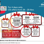 Singtel Corporate Individual Scheme CIS Offers
